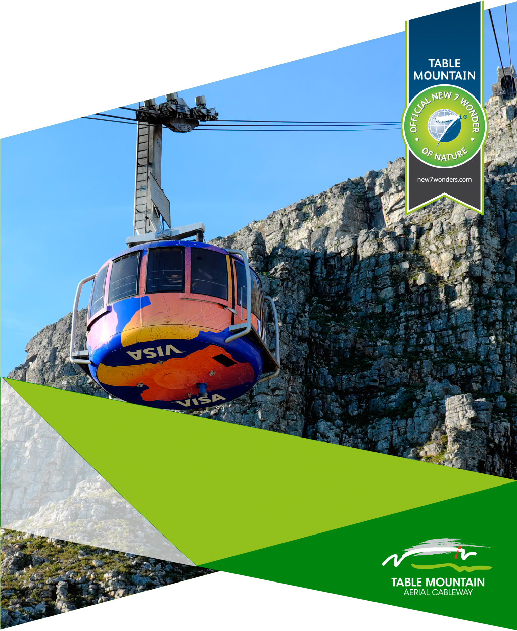 Annual Report 201516 | Table Mountain Aerial Cableway